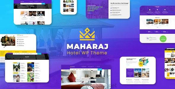 Maharaj Tour 2.5 – Hotel, Tour, Holiday Theme