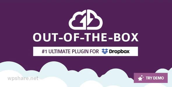 Out-of-the-Box 1.19.6 – Dropbox plugin for WordPress