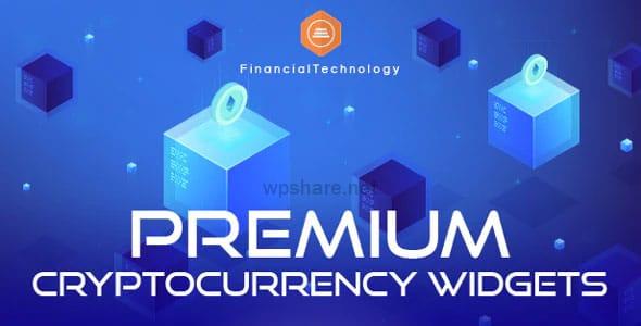 Premium Cryptocurrency Widgets 2.17.0 – WordPress Crypto Plugin
