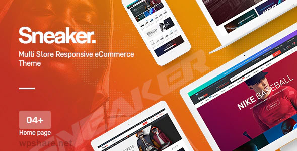 Sneaker 1.0.8 – Shoes Theme for WooCommerce WordPress
