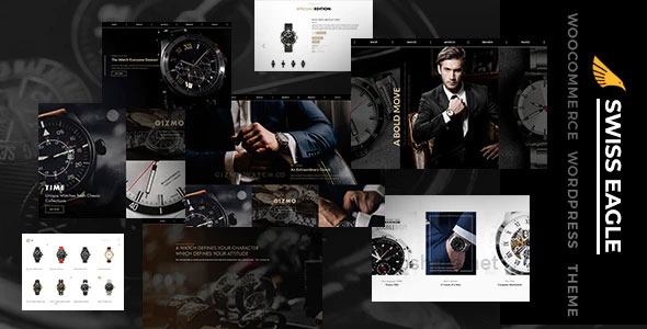 SwissEagle 2.2 – Watch Store WordPress Theme