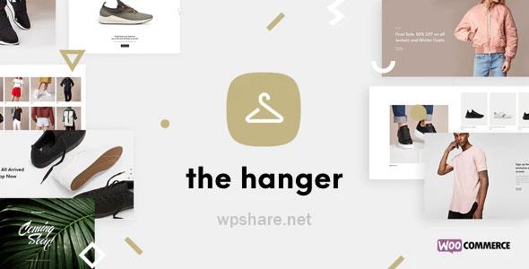 The Hanger 1.7.0 – eCommerce WordPress Theme for WooCommerce