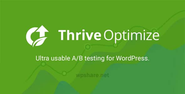Thrive Optimize 1.4.14.1 – Premium Add-On For Thrive Architect