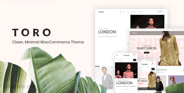 Toro 1.1.7 – Clean, Minimal WooCommerce Theme