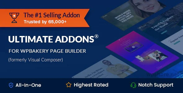 Ultimate Addons for WPBakery Page Builder 3.19.9