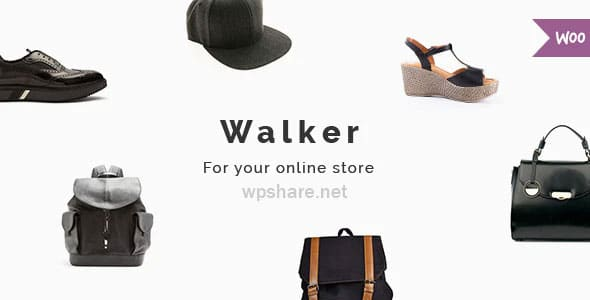 Walker 2.3 – WooCommerce Theme