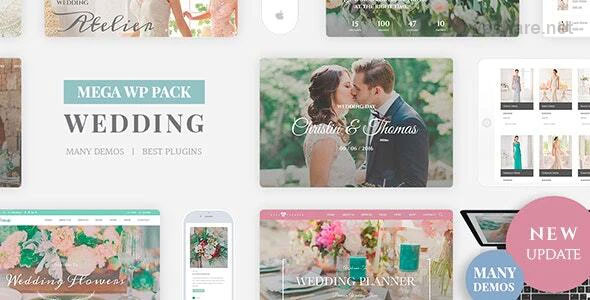 Wedding Industry 4.7 – Wedding Multipurpose Couple WP