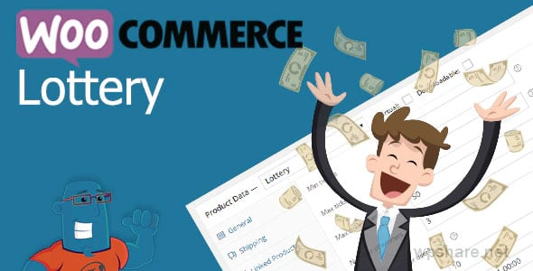 WooCommerce Lottery 2.0.3 – WordPress Competitions and Lotteries, Lottery for WooCommerce