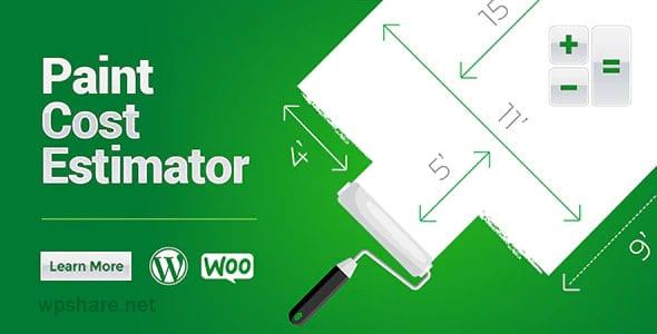 Woocommerce Paint Cost Estimator v1.0.6