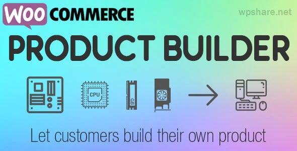 WooCommerce Product Builder 2.0.5.4 – Custom PC Builder
