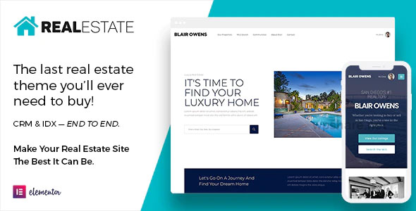 Real Estate 7 WordPress v3.0.8