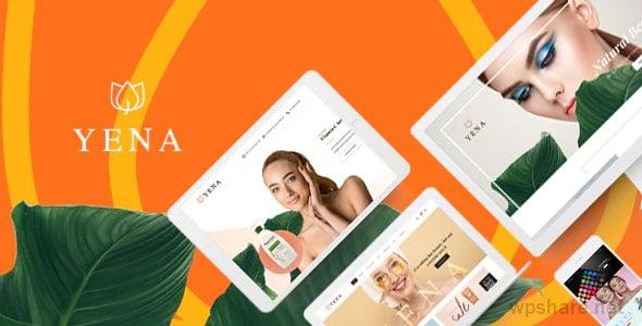 Yena 1.1.4 – Beauty & Cosmetic WooCommerce Theme