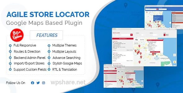 Store Locator Google Maps For WordPress v4.6.3.6