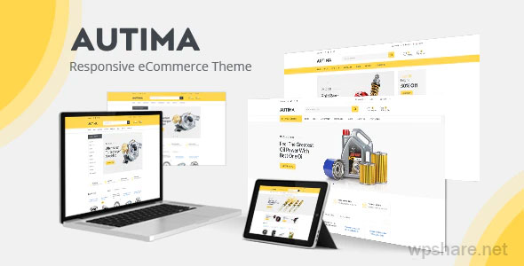 Autima 1.0.8 – Car Accessories Theme for WooCommerce WordPress