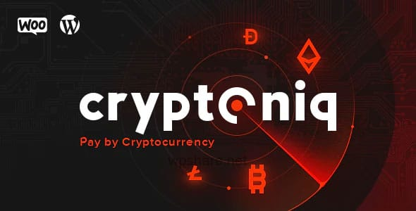 Cryptoniq 1.9.1 – Cryptocurrency Payment Plugin for WordPress