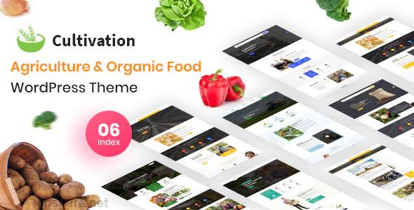 Cultivation 1.0.0 – Organic Food Farming WordPress Theme