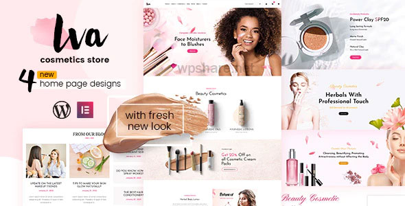 Iva 2.3 – Beauty Store, Cosmetics Shop