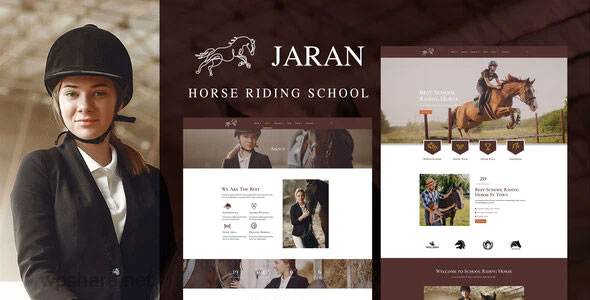 Jaran 1.0.2 – Horse Riding School