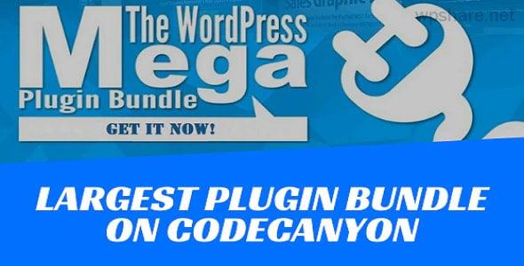 Mega WordPress Bundle by CodeRevolution v7.2