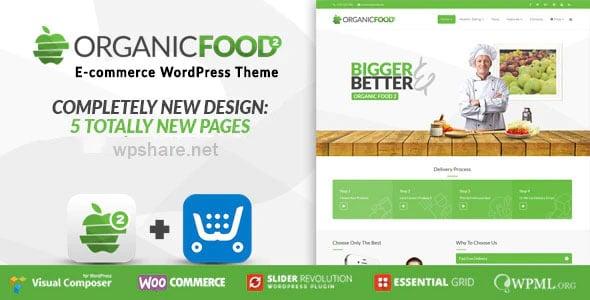 Organic Food 13.1 – Farm Business Eco WordPress Theme