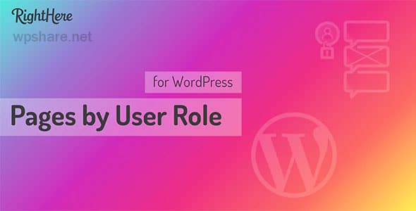 Pages by User Role for WordPress v1.6.1.98877
