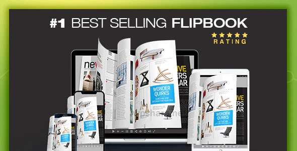 Real3D FlipBook 3.18 – WordPress Plugin
