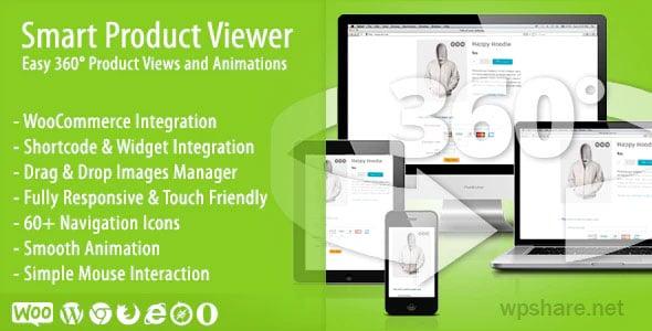 Smart Product Viewer – 360º Animation Plugin v1.5.3