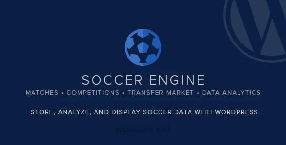 Soccer Engine v1.1.8