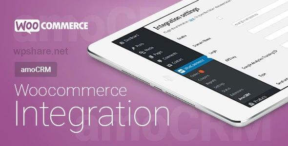 WooCommerce – amoCRM – Integration v2.8.0
