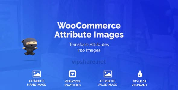 WooCommerce Attribute Images & Variation Swatches v1.2.4