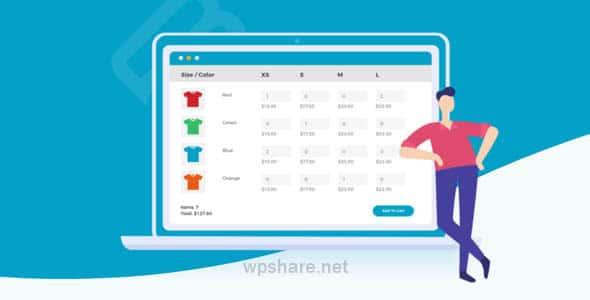 WooCommerce Bulk Variations 1.1.5 – WordPress Price Matrix Plugin