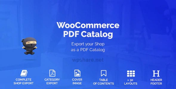 WooCommerce PDF Catalog 1.15.3