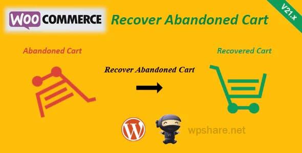 WooCommerce Recover Abandoned Cart v22.9.2