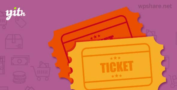 YITH Event Tickets for WooCommerce Premium v1.4.9