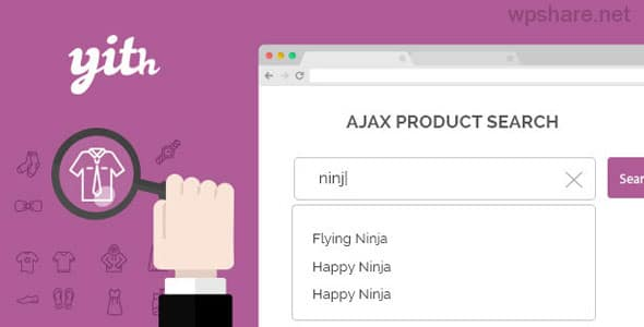 YITH WooCommerce Ajax Search Premium v1.8.3