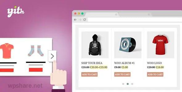 YITH WooCommerce Product Slider Carousel Premium v1.0.50