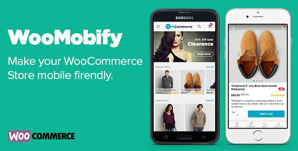 WooMobify 1.5.9.1- WooCommerce Mobile Theme