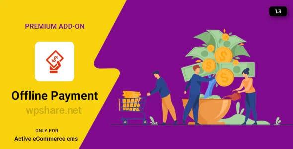 Active eCommerce Offline Payment Add-on v1.3