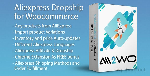 AliExpress Dropshipping Business plugin for WooCommerce v1.18.10