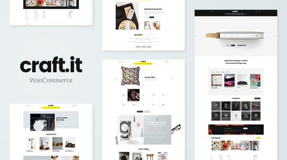 Craftit 2.1 – Artisan Shopping Theme