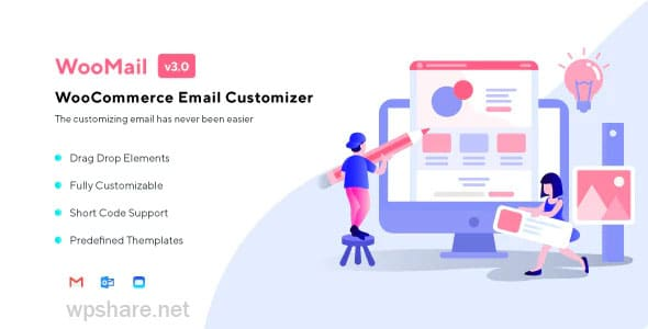 WooMail 3.0.34 – WooCommerce Email Customizer