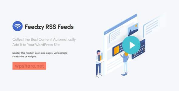 Feedzy RSS Feeds Pro 1.8.0 – WordPress RSS Feed Plugin