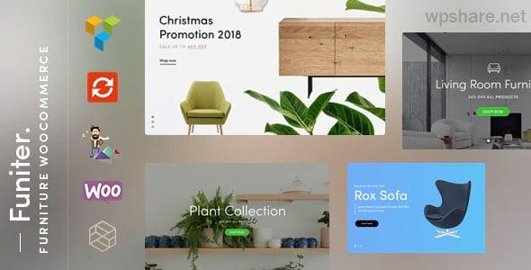 Funiter 1.3.2 – Elegant furniture shop for WooCommerce