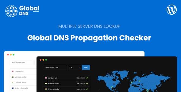 Global DNS 1.4.0 – Multiple Server – DNS Propagation Checker