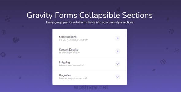 Gravity Forms Collapsible Sections v1.1.16