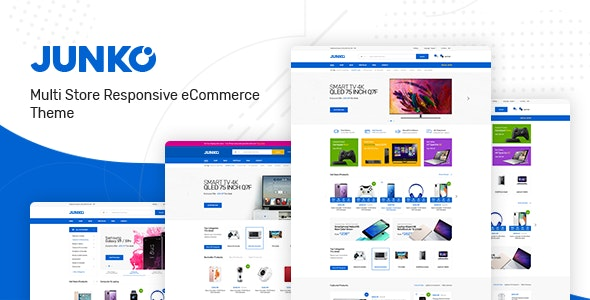 Junko 1.1.0 – Technology Theme for WooCommerce WordPress