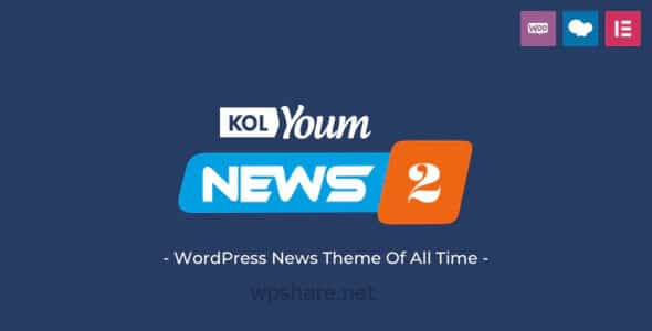 Kolyoum 2.3.3 – Newspaper Magazine News BuddyPress AMP