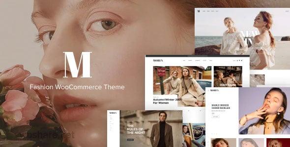 Moren 1.0.6 – Fashion WooCommerce Theme