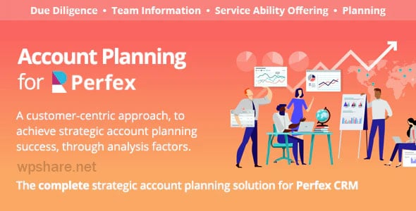 Account Planning module for Perfex CRM v1.0.0
