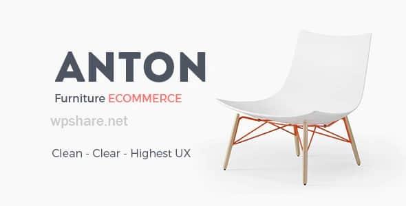 SNS Anton 3.3 – Furniture WooCommerce WordPress Theme